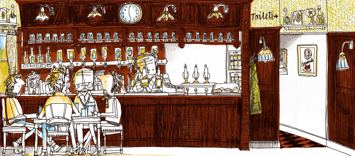 Simon Farrow Illustrator - Illustrated Prints, Posters, Cards